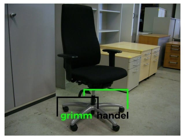 ▷ Lagerverkauf gebrauchter Büromöbel in Essen ▷ Grimm-Möbelhandel