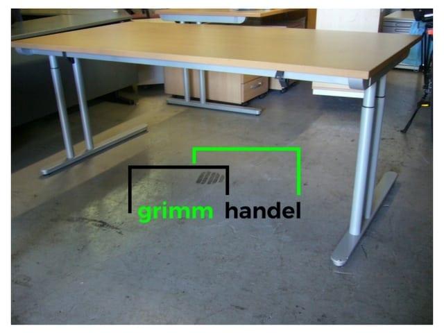 Schreibtisch Von Gesika Bucheunsere Artikel Nr 901mehrfach
