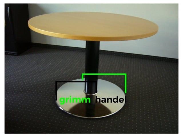 besprechungstisch tisch rund buche unsere artikel nr 1105 grimm m belhandel. Black Bedroom Furniture Sets. Home Design Ideas
