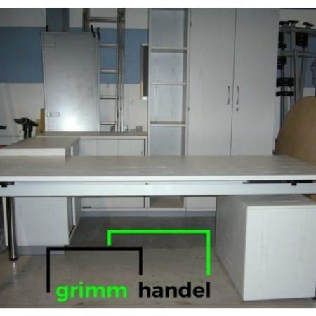 gebrauchte b rom bel und ganze arbeitspl tze in essen. Black Bedroom Furniture Sets. Home Design Ideas